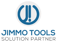 JIMMO TOOLs Solution Partner Logo